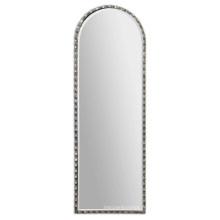 Miroir de habillement / miroir argenté encadré argent vieilli sur des ventes chaudes