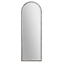 Dressing Mirror/ Antiqued Silver Framed Wall Mirror on Hot Sales
