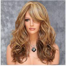 Lace rambut berkualiti tinggi Human Natural penuh rambut palsu Wanita