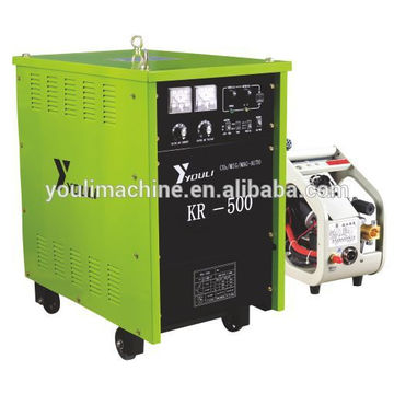 Three phase CO2 semi-automatic electric welding machine