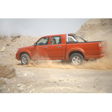 China Made 4X4 LHD Manual Gasoline Pickup Truck