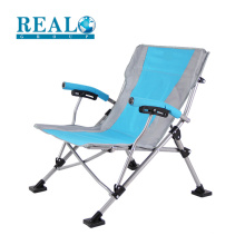 Factory direct supply folding lounge chair design relax steel folding chair