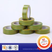 Uma fita de isolamento de PVC de grau