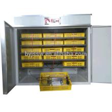 Incubadora de ovo 5280 comercial para venda em