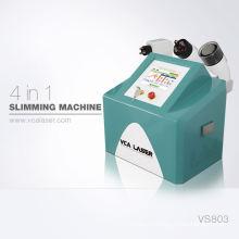 Медицинский CE утверждения РФ (приполюсная радиочастота) для похудения красоты оборудование