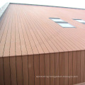Commercial Office Use Wood Plastic Timber Composite Wall Siding/wpc Sliding Wall