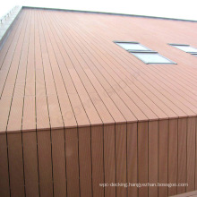 Corrosion-resistant Wood Plastic Composite Wall Panel Wpc Wall Siding