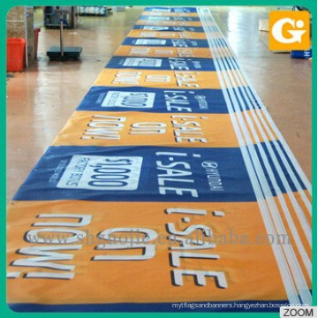 support for banner/banner for garments/custome size banner