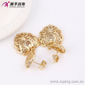 63590-Xuping bijoux en plaqué or doux bijoux en forme de coeur spécial