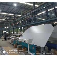 Machine à cintrer automatique d'entretoise en aluminium