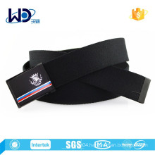 Customized logo OEM factory web belts for men