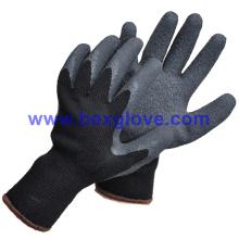 Зимние теплые перчатки, термоперенос
