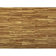 O tigre listra o revestimento de bambu tecido da estrutura da costa interna