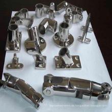 Lost Wax Casting Bearbeitung Marine Hardware (Feinguss)