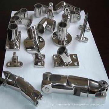 Pièces de moulage de précision de précision (pièces d'usinage)