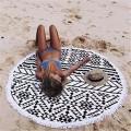 Replica Chanel Round Strandtuch aus 100% Baumwolle