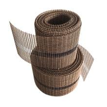 Correa de malla de PTFE para máquina de secado de túnel