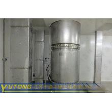 Equipamento Flash Dryin para Abamectina