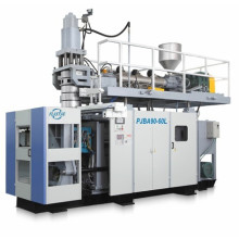 Accumulation-Saving Energy Extrusion Blowing Machine (PJBA90-60L)