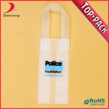 Cheap Soft Loop Handle Plastic Bag