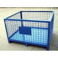 Foldable 304 stainless steel Wire Mesh Security Storage Cage