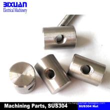 Подвергая механической обработке части, поворачивая части, части CNC подвергая механической обработке отливки