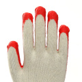 100% Nylon Best Price Latex Work Gloves