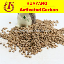 water treatment media 2-4mm walnut shell media filter for oil adsorption