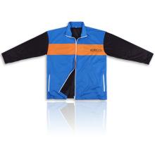 Sport Sublimatin wasserdichte Jacke tragen