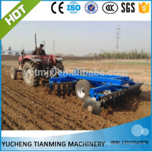 Farm tractor ploughing machine tractor harrow offset heavy disc harrow
