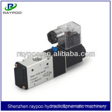 3-Wege-Pneumatik-Magnetventil 24 V DC