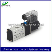 3 way pneumatic solenoid valve 24 v dc