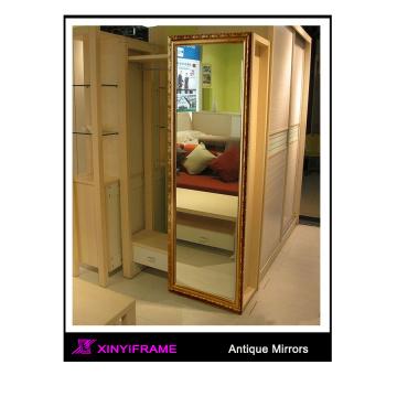 bath vanity mirror , bath mirror with solid surface frame