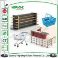 Loja de luminária mercearia equipamento de supermercado