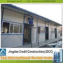 Low Cost Easy Install Alojamiento para trabajadores prefabricados