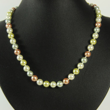 18 inci Pearl Beads Necklace