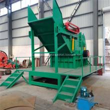 Fácil Operación Scarp Metal Trituradoras Para Reciclaje