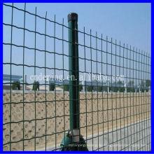 Ограждение из оцинкованной проволоки Металлический забор