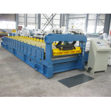Automatic Roof Panel Steel Roll Forming Machine with CE