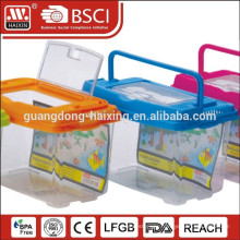 HAIXIN plastic pet transport,clear packaging box