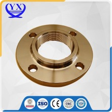 DIN A105 GALVANIZED THREAD FLANGE