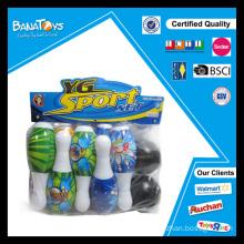 China supplier toy brunswick bowling ball
