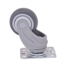 3 Inch TPR Wheel Medical Caster