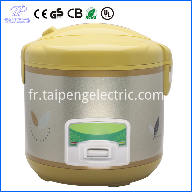 Electric home rice cooker