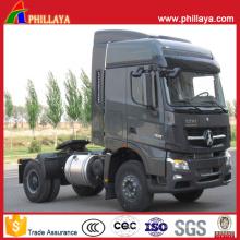 Différents modèles de tracteurs Euro III Beiben disponibles