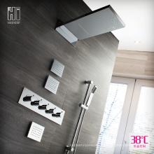 HIDEEP Shower Set Thermostatic Rain Shower Faucet