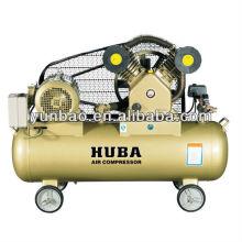 5HP двухпоршневой воздушный компрессор с ременным приводом