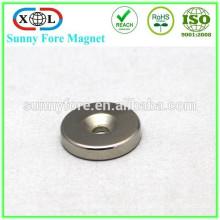 door magnet with screw hole