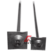 Untertagebau-Reibungsschrauben Split Set Stabilisatorschraube