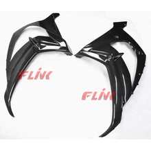 Carbon Fiber Side Panel for Kawasaki Zx10r 2016